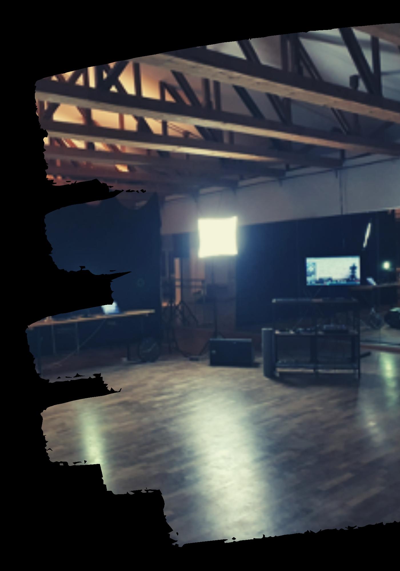 studio website